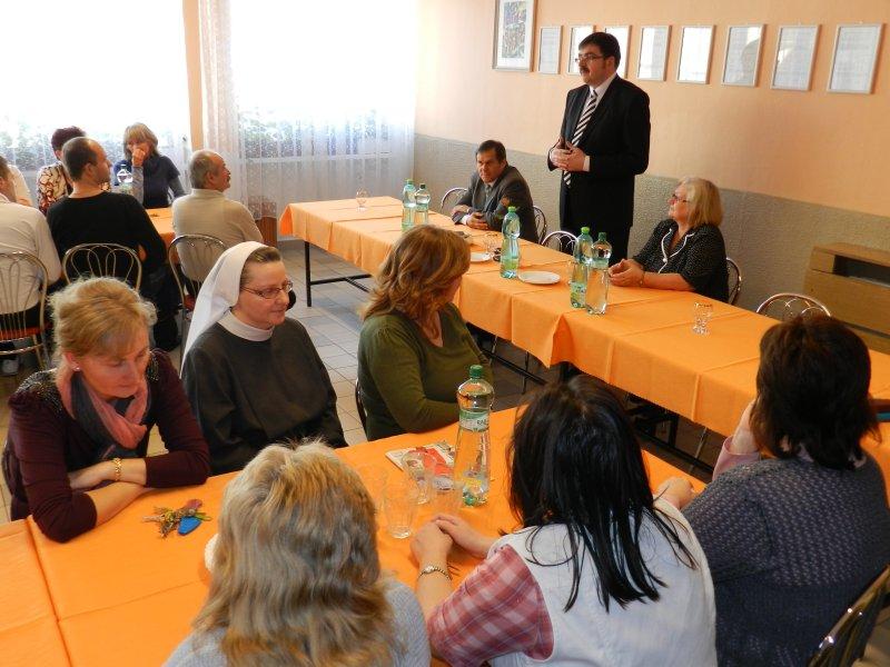 Stretnutie primátora s pedagógmi ZŠ s MŠ Veľká okružná e73b77397ec
