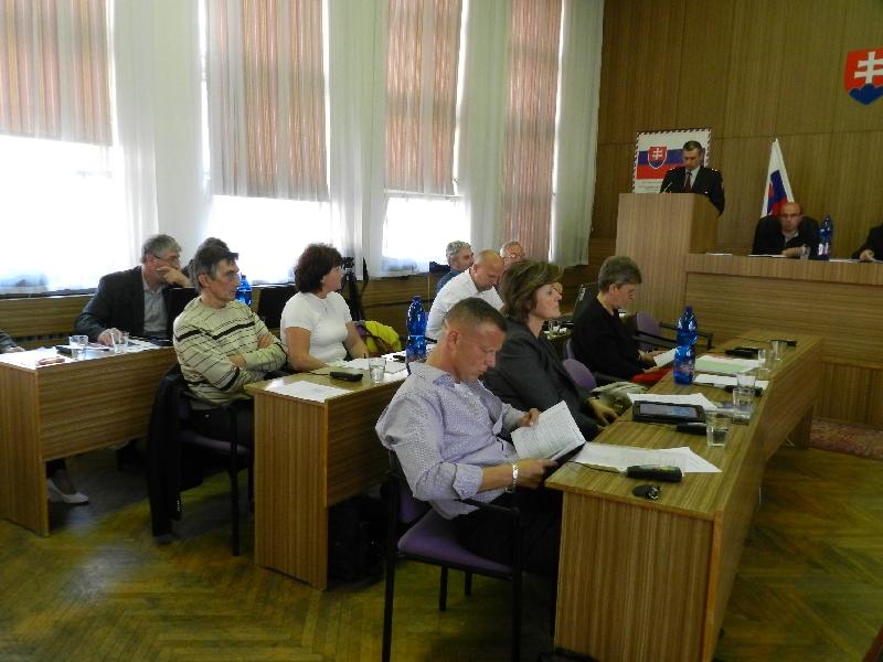 Októbrové zasadnutie MsZ v Partizánskom 17f9a179634