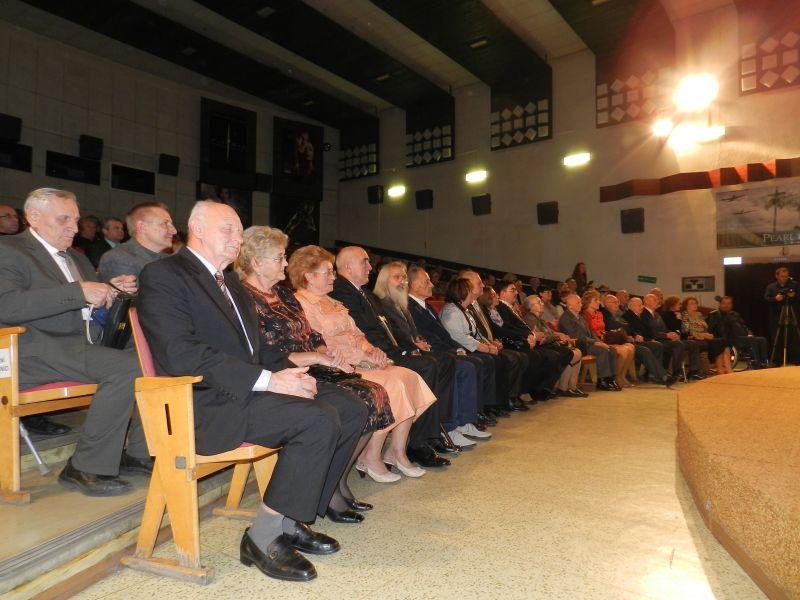 Slávnostné mestské zastupiteľstvo k udeľovaniu ocenení Čestný občan a  Verejné uznanie d58fa5ffda1