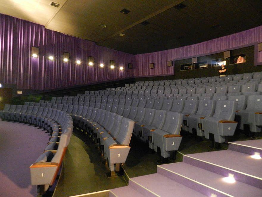af466fee2 Modernizácia kinosály Panoramatického 3D kina